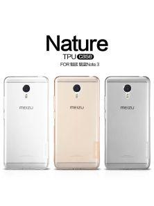 Силиконовый чехол NILLKIN для Meizu M3 Note (серия Nature)