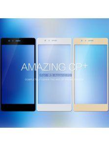 Защитное стекло с кантом NILLKIN для Huawei Ascend P9 (серия CP+)