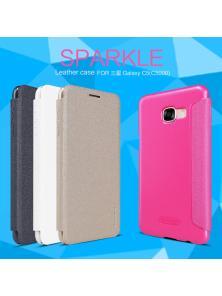 Чехол-книжка NILLKIN для Samsung Galaxy C5 (C5000) (серия Sparkle)