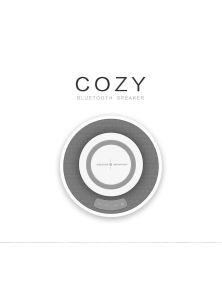 Bluetooth-колонка NK Enjoy COZY MC2 (Nillkin) (NFC & беспроводная зарядка)